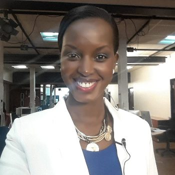 Flavia Tumusiime was told if she could go out with the man who gave her business