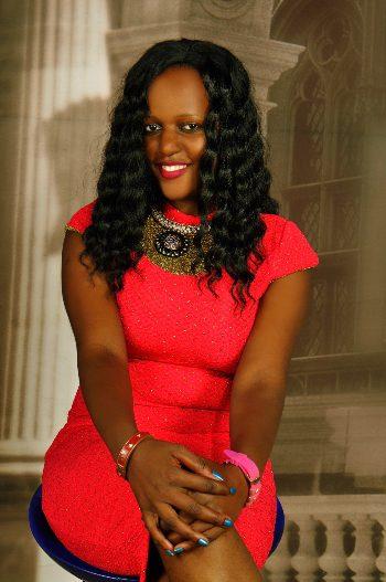 Maggie Kiyingi says she is a hardworking lady