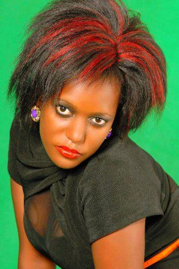 Maggie Kiyingi is a multi-talented lady