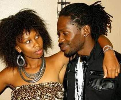 Barbie and Bobi Wine welcomed a new family  member today morning