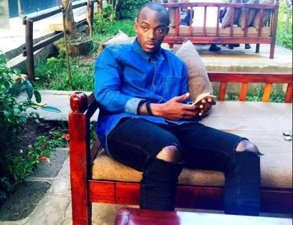 RIP; Johnson Ahimbisibwe was pronounced dead on arrival at Case Clinic