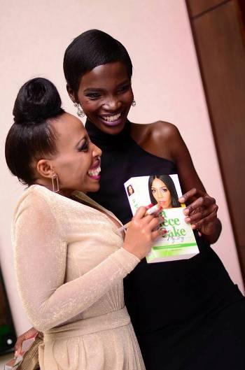 Uganda's super model Aamito Lagum bought 7 books for her family