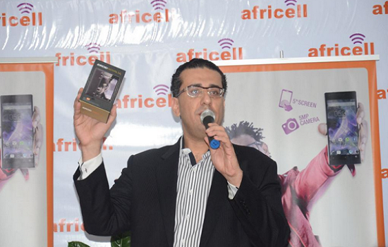 Africell has partnered with iDROID