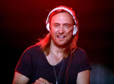 David Guetta is the second highest paid DJ