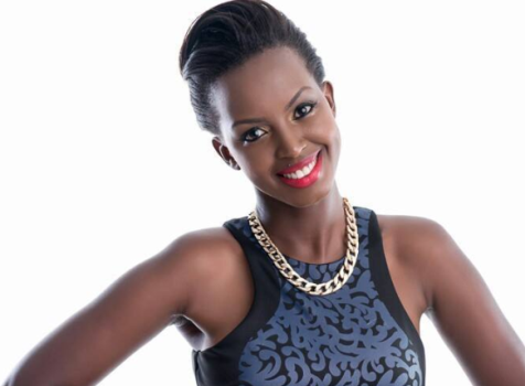 Flavia Tumusiime said she almost quit on her first day at Capital FM