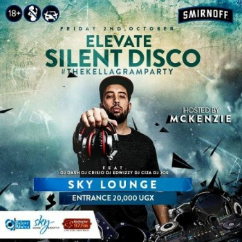 Mckenzie will celebrate 10 years i entertainment this Friday at Sky Lounge