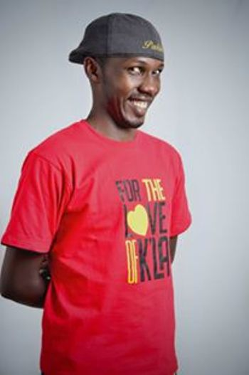 Pablo Kimuli is one of Uganda's best comedians