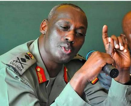 RIP; Gen Aronda Nyakairima