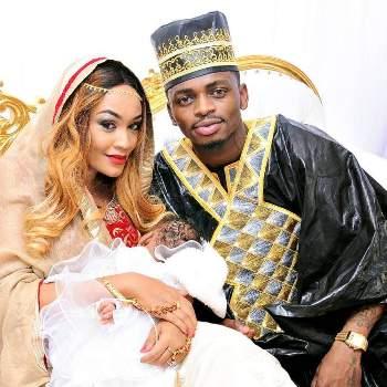 Zari, Diamond with Princess Tiffah