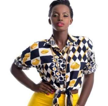 Flavia Tumusiime is one of the best MCs in Kampala