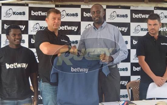 Betway, Kobs press conference