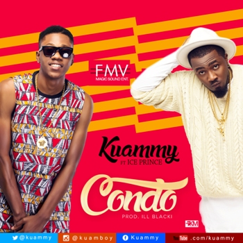 Kuammy has a new hit with Ice Prince