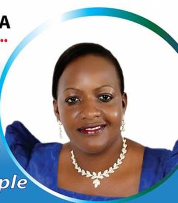 Nabilah Naggayi Sempala wants to retain her seat
