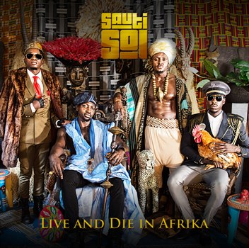 Sauti Sol's new album is title Live and Die in Africa
