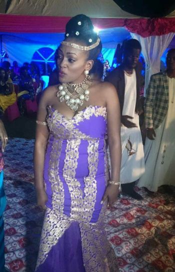She rocked in Nambi Clothing and Textiles' attire