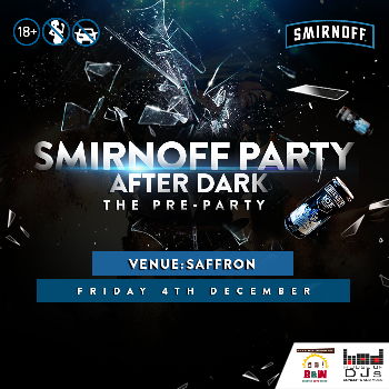 Get ready to party on 4th December