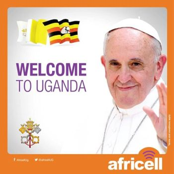 Africell Pope poster