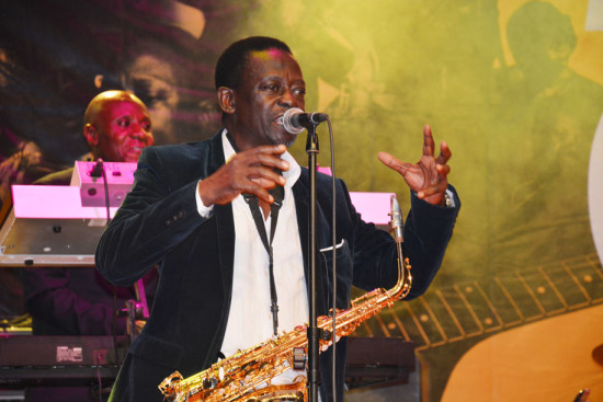 Band leader Moses Matovu ready for End of Year Party