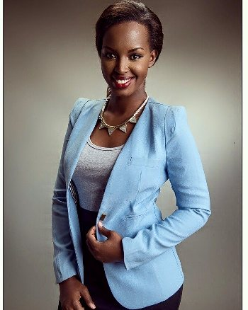 Flavia Tumusiime is making it big at NTV Uganda