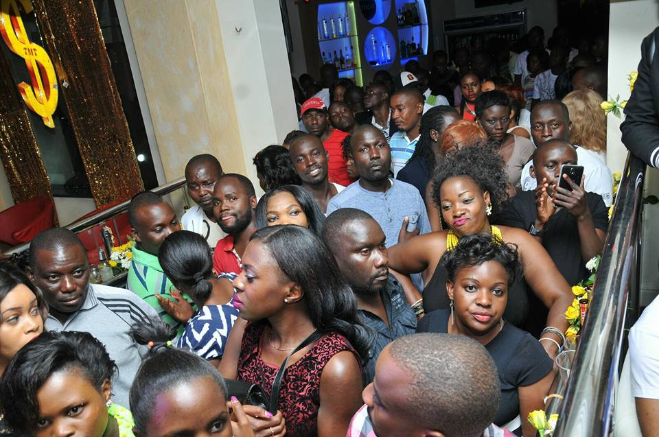 It was a full house at Guvnor Uganda