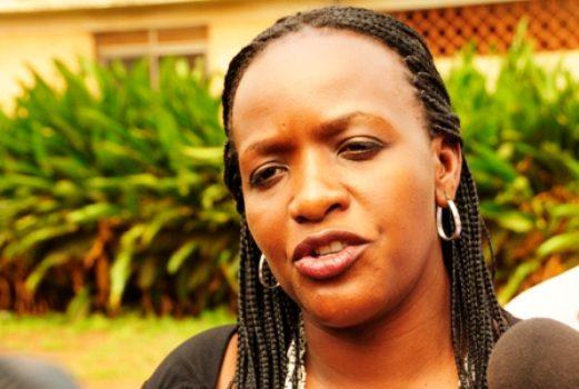 Kampala Woman MP Nabilah Naggayi Sempala has been to apologise by SK Mbuga