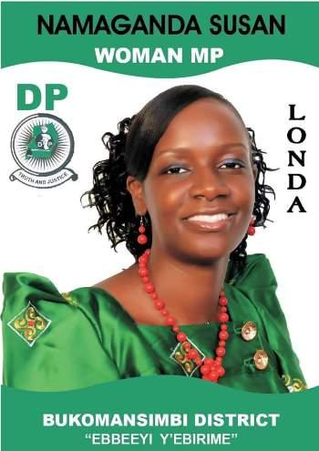 RIP; Susan Namaganda