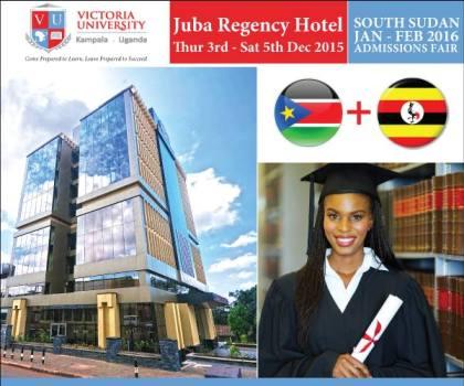 Victoria University in Juba