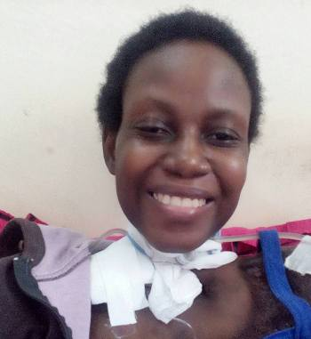 Carol Atuhirwe has been battling cancer for the last five years