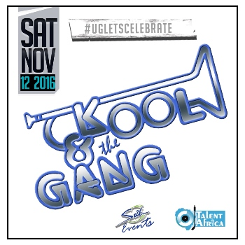 Kool & The Gang Save the Date