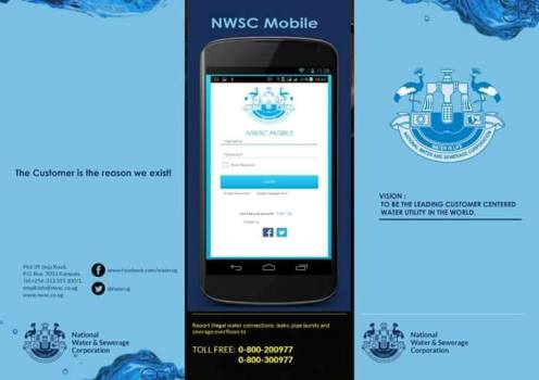 NWSC Mobile App