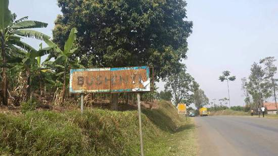 Shameful; rotten Bushenyi poster that was replaced