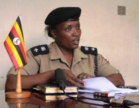 Uganda Police deputy PRO Polly Namaye confirmed the reshuffles