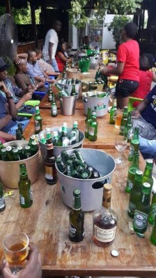 Uganda is ranked at Number 8 in the best 10 drinking nations in the world