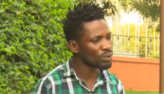 Bobi Wine has distanced himself from the matter