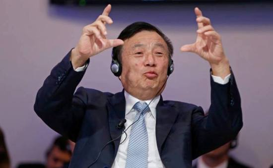 Mr. Ren Zhengfei, founder and CEO of Huawei Technologies Co. Ltd.