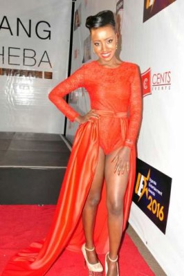 Lydia Jazmine at Serena Hotel on Saturday