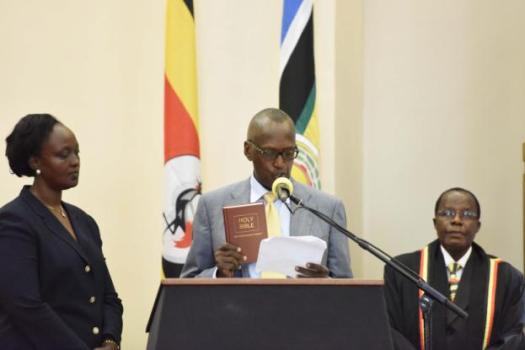 Henry Tumukunde, Minister for Security