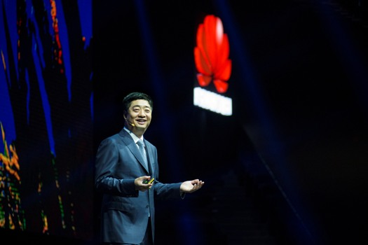 Ken Hu, Huawei's Rotating CEO, gave keynote at HUAWEI CONNECT 2016