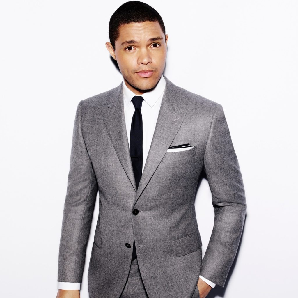 Trevor Noah - Host of The Daily Show