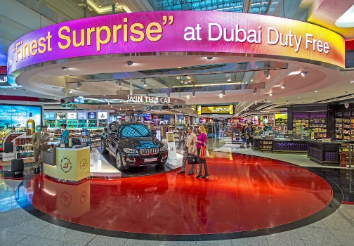 Emirates Skywards members can now redeem Miles at participating Dubai Duty Free stores