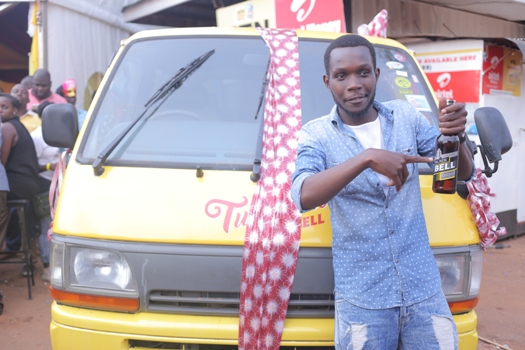 kato-ibra-showing-off-his-brand-new-tubbaale-van-from-the-promotion
