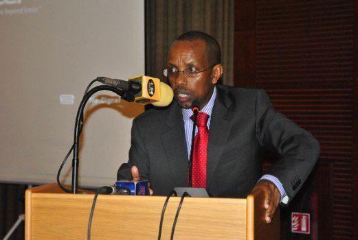Mr. Keith Muhakanizi, Permanent Secretary of the Ministry of Finance, Planning and Economic Development
