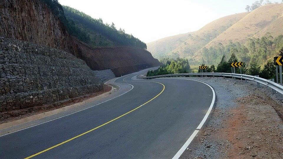 Ishaka-Kagamba Road done by Dott Services