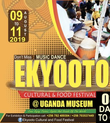 Ekyooto Cultural Festival – Showbizuganda