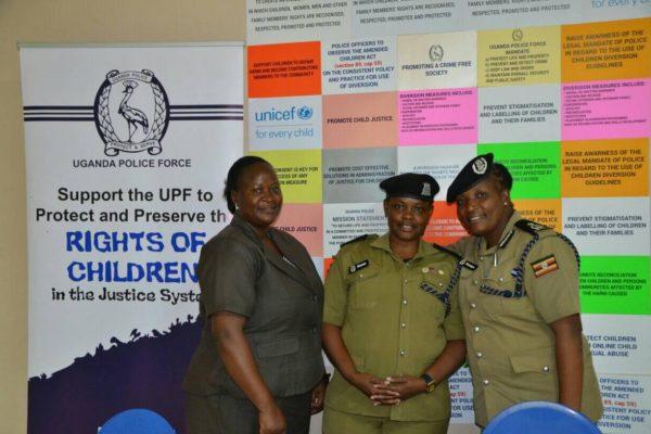 Uganda Police Force – Showbizuganda